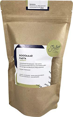 Shileo Low-Carb Konjak Nudeln/Shirataki, kalorienarm, exklusiv getrocknet (225g)