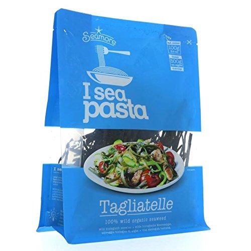 I Sea Pasta | Seaweed Tagliatelle | 6 x 100g