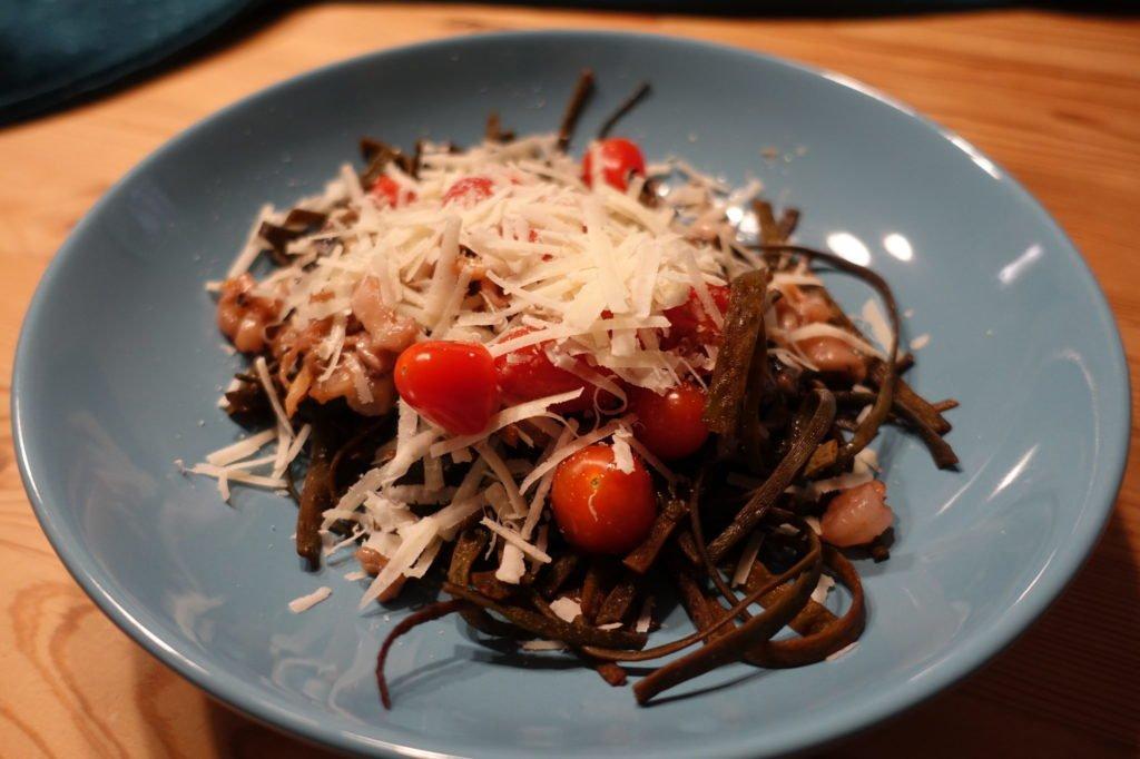 Seamore Bio Algen Nudeln I Sea Pasta Tagliatelle